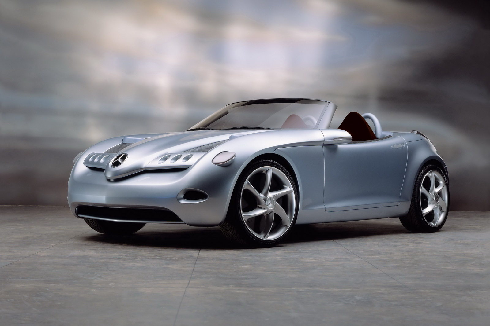 2013 MERCEDES BENZ SLA ROADSTER Mercedes teaser information about Launching FWD SLA Small Roadster in 2013