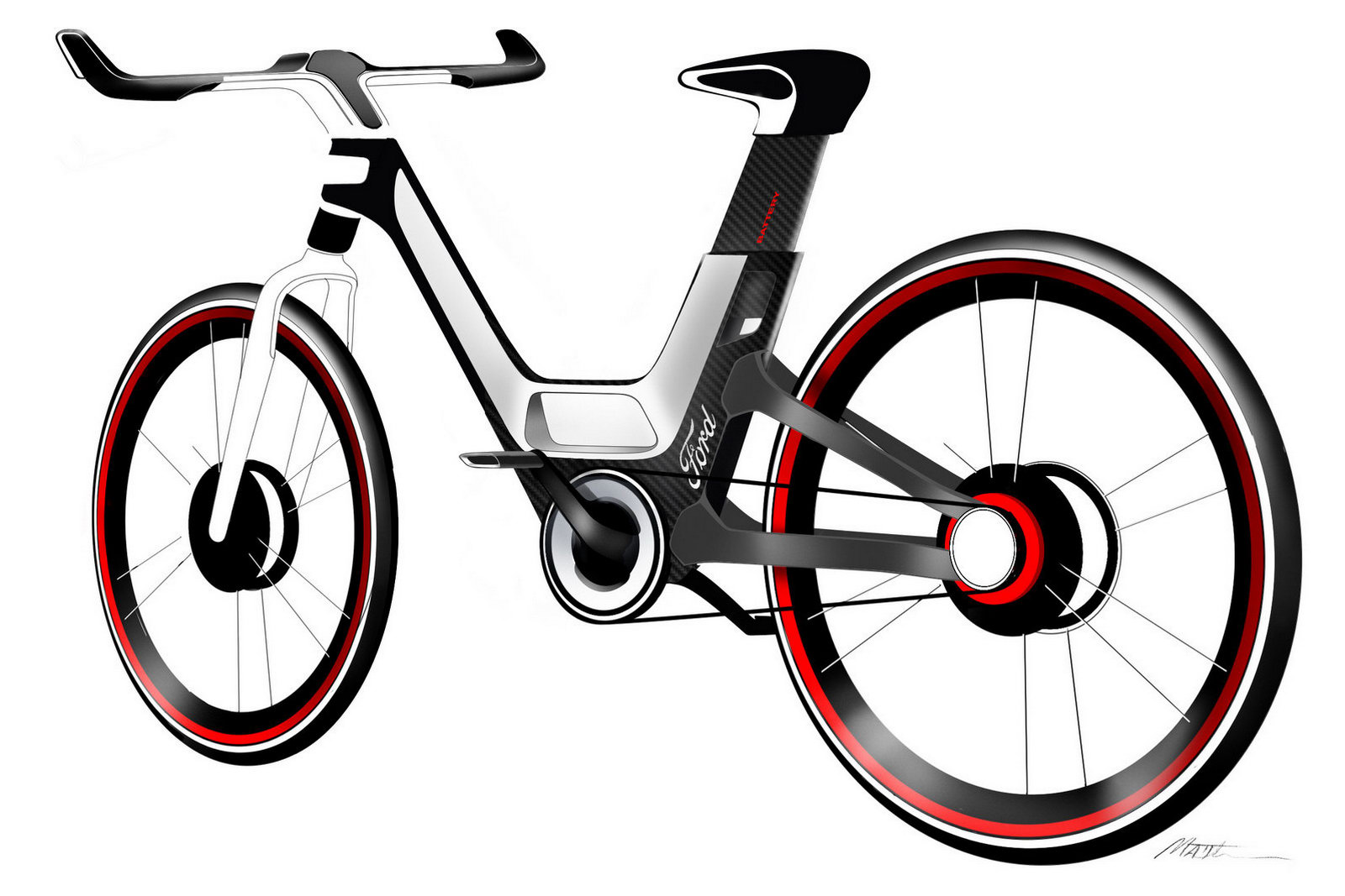 Ford Electric bike concept Ford to introduce 2011 Electric bike concept in Frankfurt Motor show