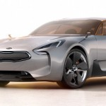 Kia GT Study IAA 150x150 Kia Gives Way To New Model