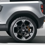 New Land Rover Defender with Frankfurt-bound DC100 concept (2)
