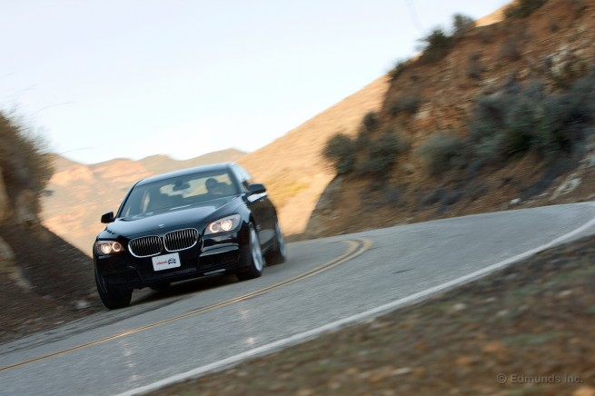 2011 BMW 740i Full Test Which BMW would you choose of these?