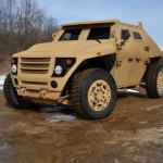 2011 FED ALPHA fuel-efficient military vehicle (1)
