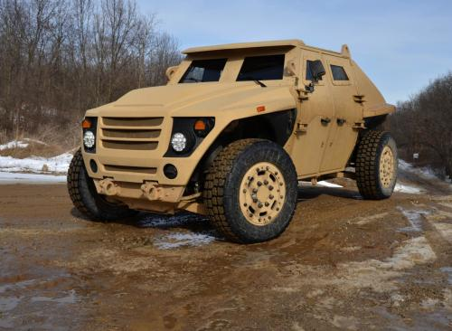 2011 FED ALPHA fuel efficient military vehicle 1 2011 FED ALPHA   A Car Review