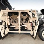 2011 FED ALPHA fuel-efficient military vehicle