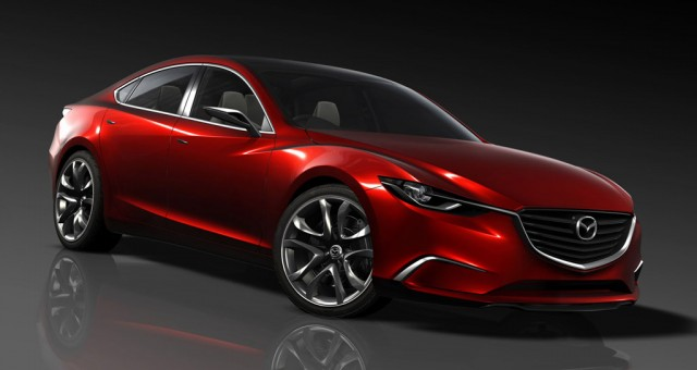 2011 Mazda Takeri Concept Mazda to Launch More Sophisticated 2011 Takeri Concept Car