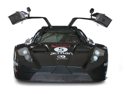 2011 Quimera All Electric GT 2011 Quimera All Electric GT Variant – More Technically Upgraded