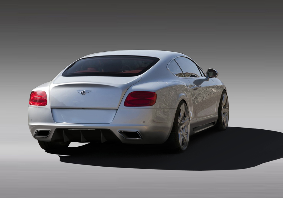 2012 Bentley Continental GT Audentia 1 The Scottish presents New Bentley Continental GT Audentia By Imperium Automotive