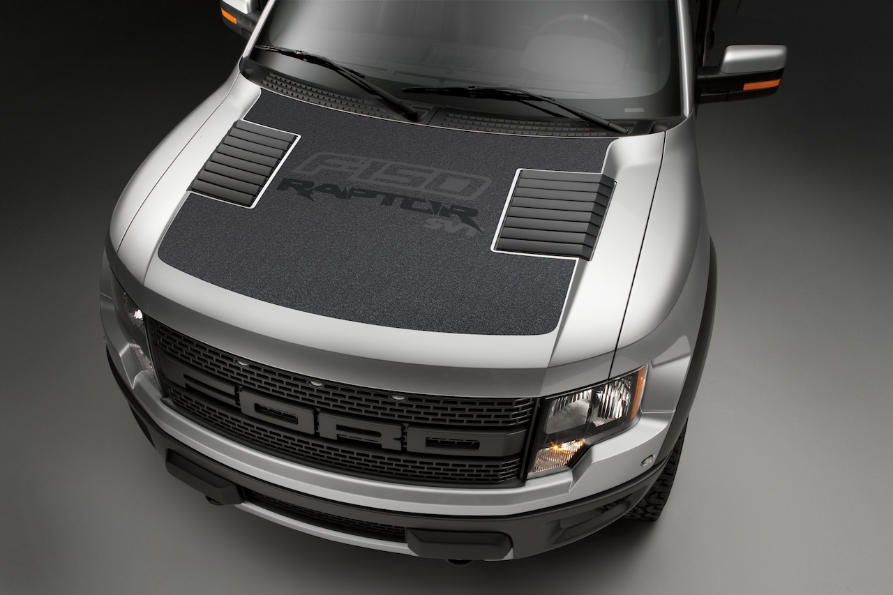 2012 Ford SVT Raptor 2 2012 Ford SVT Raptor Suitable to Washboard Surface