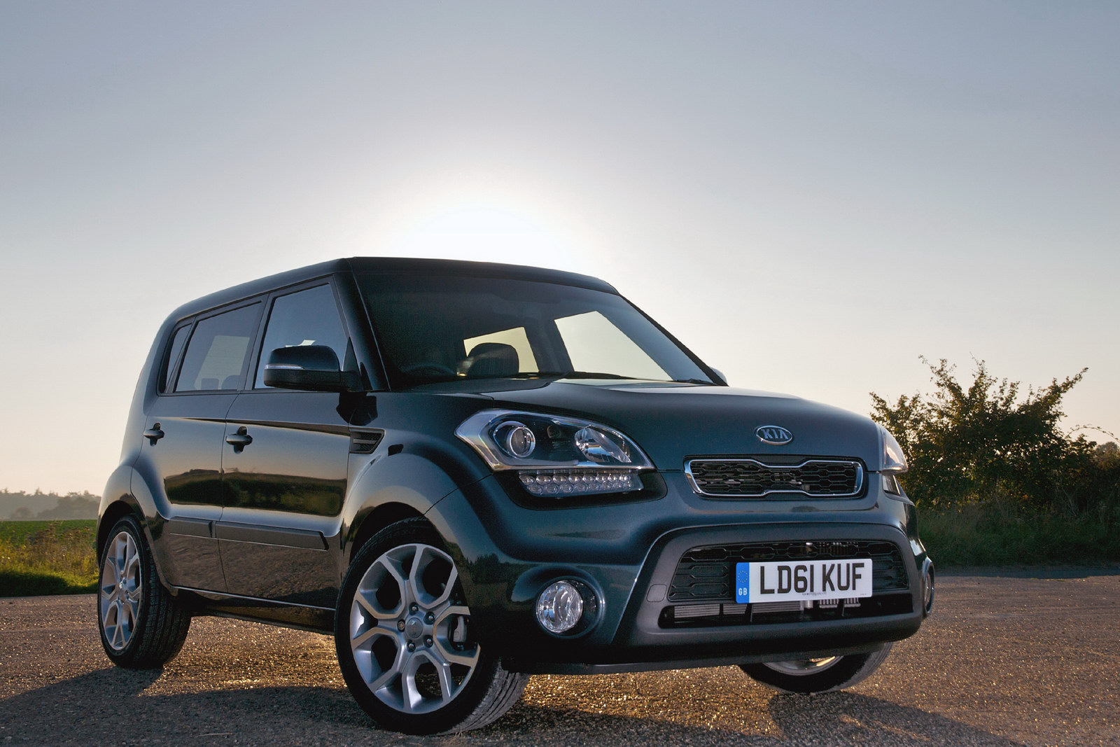 2012 Kia Soul Facelifted 1 2012 Kia Soul Facelift   More Eco friendly and Energy Efficient