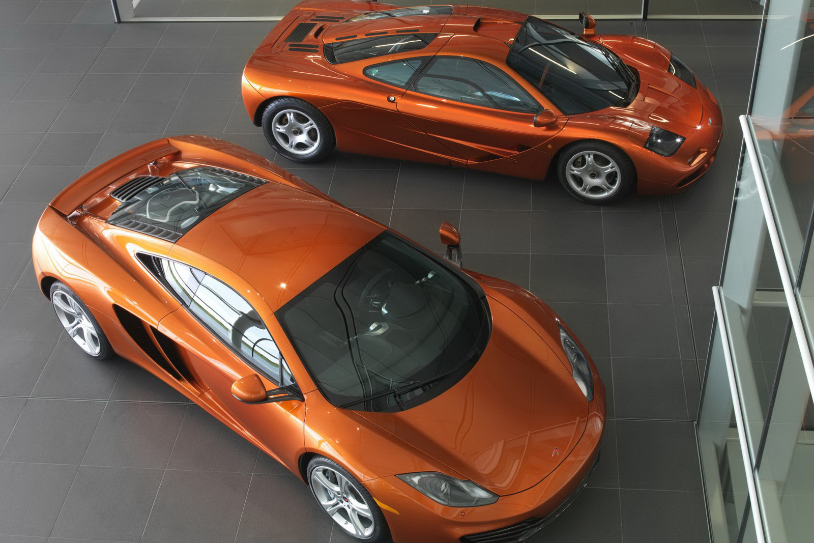 2012 McLaren Iconic F1 Successor 4 The Successor Will Come – 2012 McLaren Iconic F1 Successor!