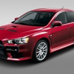 2012 Mitsubishi President Confirms Next Lancer Evo