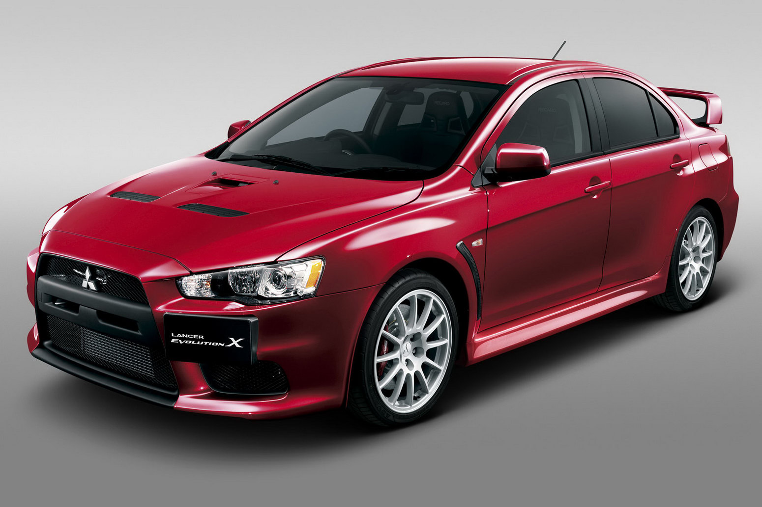 2012 Mitsubishi President Confirms Next Lancer Evo 2012 MODEL LANCER EVO FROM MITSUBISHI