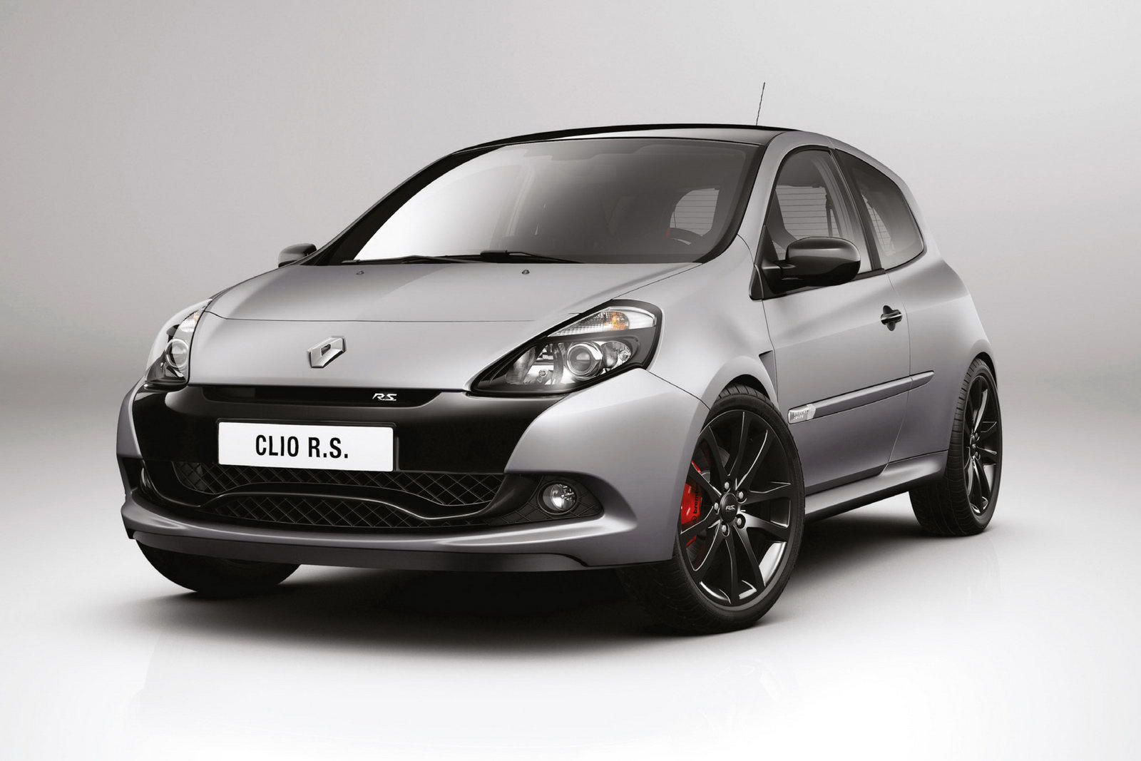 latest renault clio rs 200 ange d mon model to be produced in 666 units. Black Bedroom Furniture Sets. Home Design Ideas