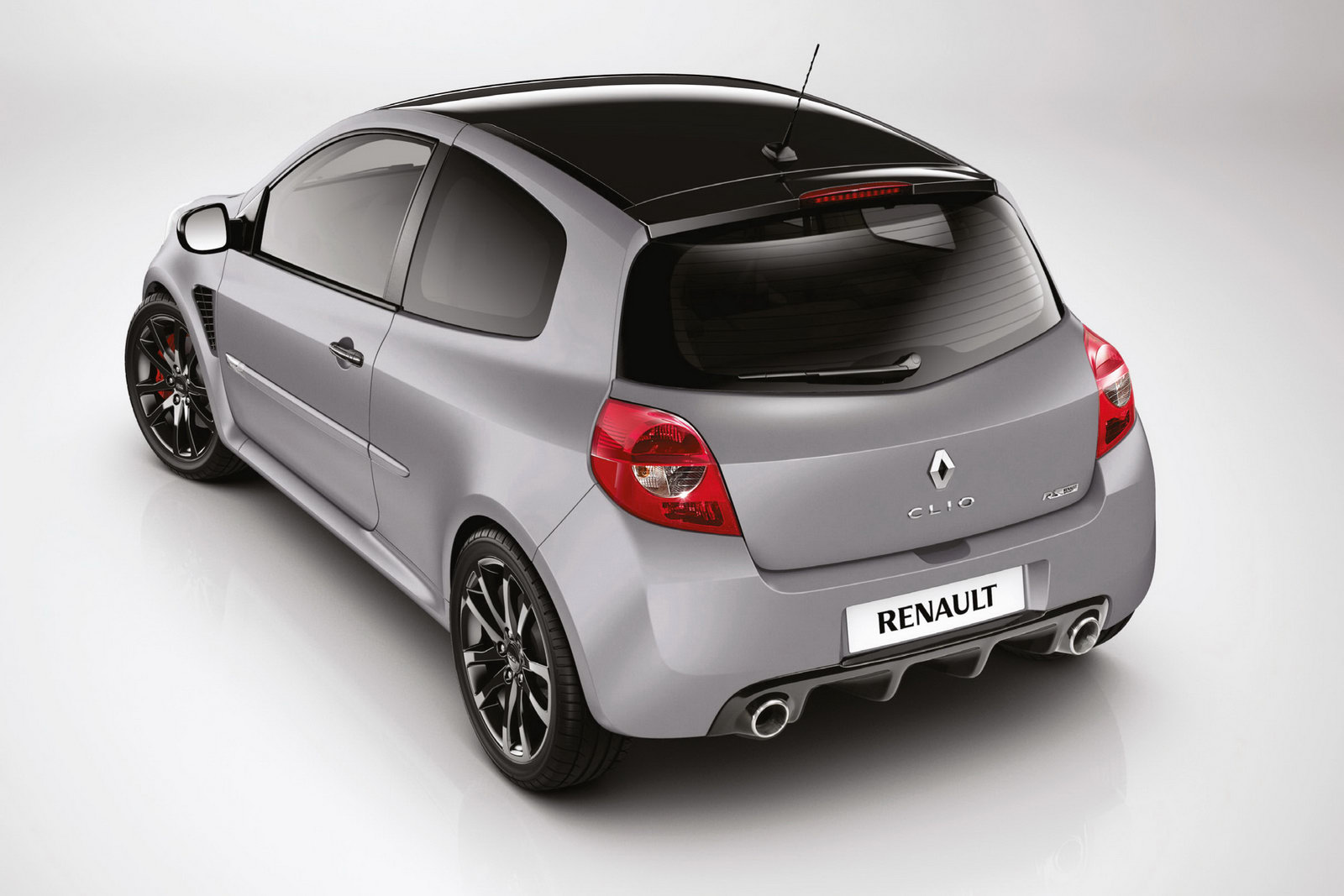 "2012 New Renault Clio RS 200 Latest Renault Clio RS 200 ""Ange & Démon"" model to be Produced in…666 Units"