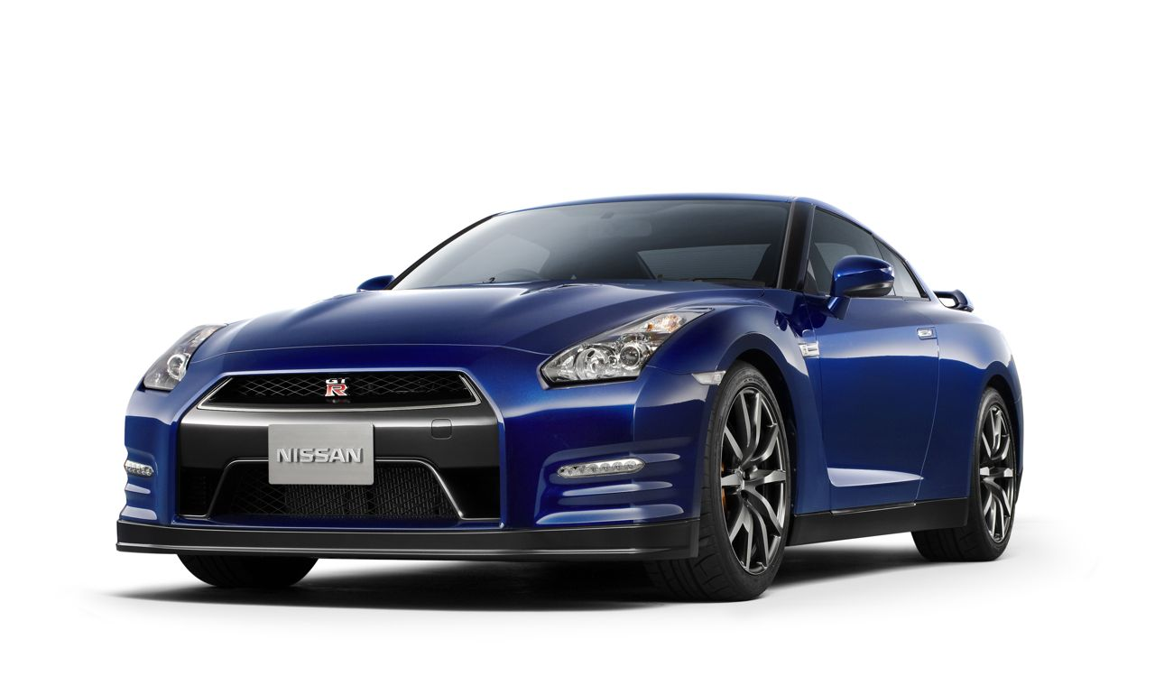 2012 Nissan GTR 3 2012 Nissan GTR   A Car Review