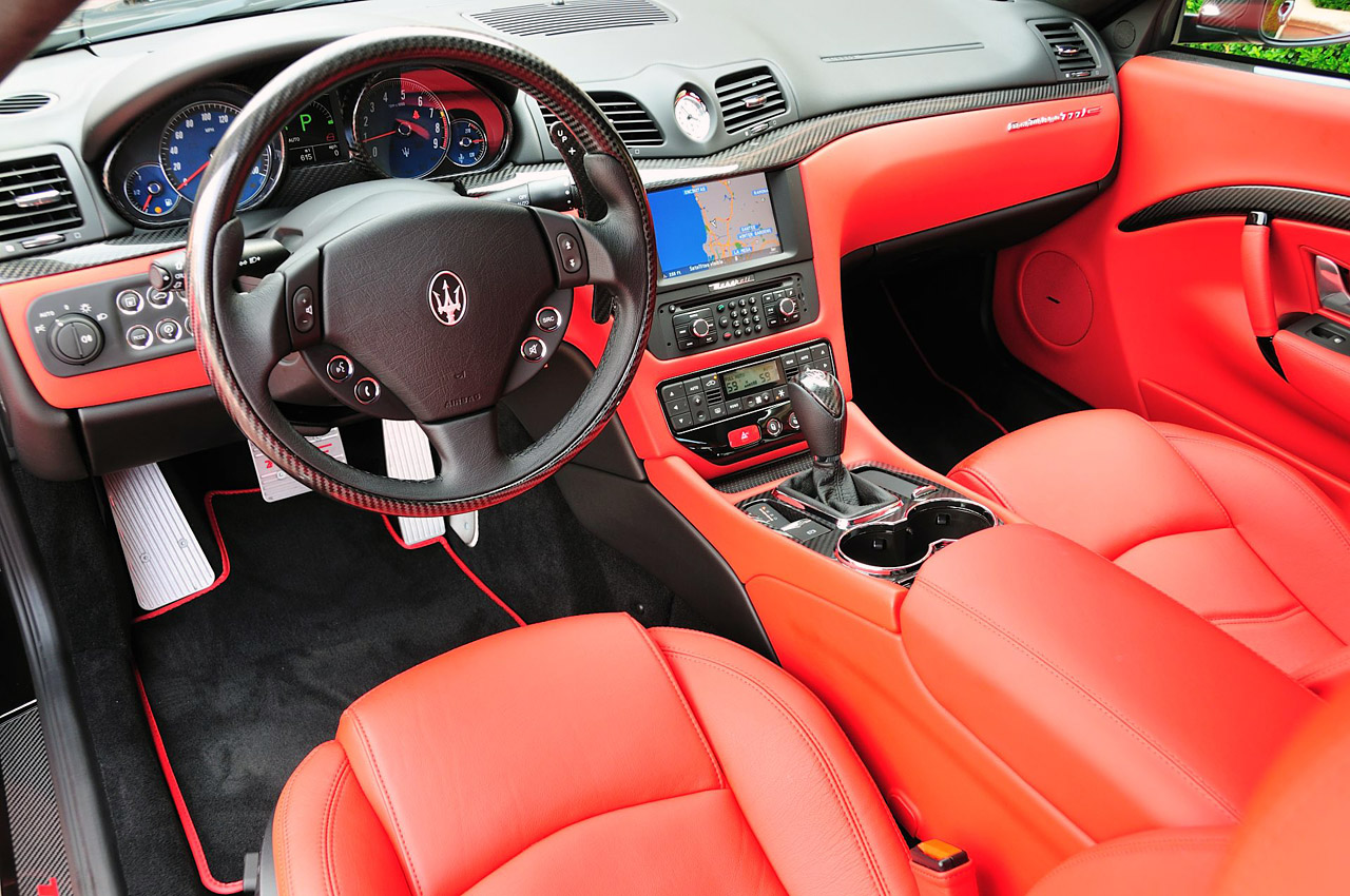 2012 Maserati Granturismo Mc A Car Review
