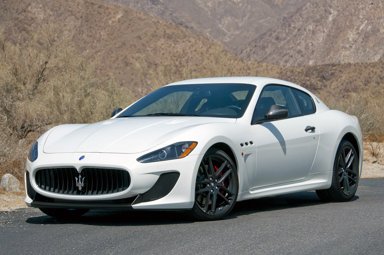 2012 maserati granturismo mc a car review. Black Bedroom Furniture Sets. Home Design Ideas