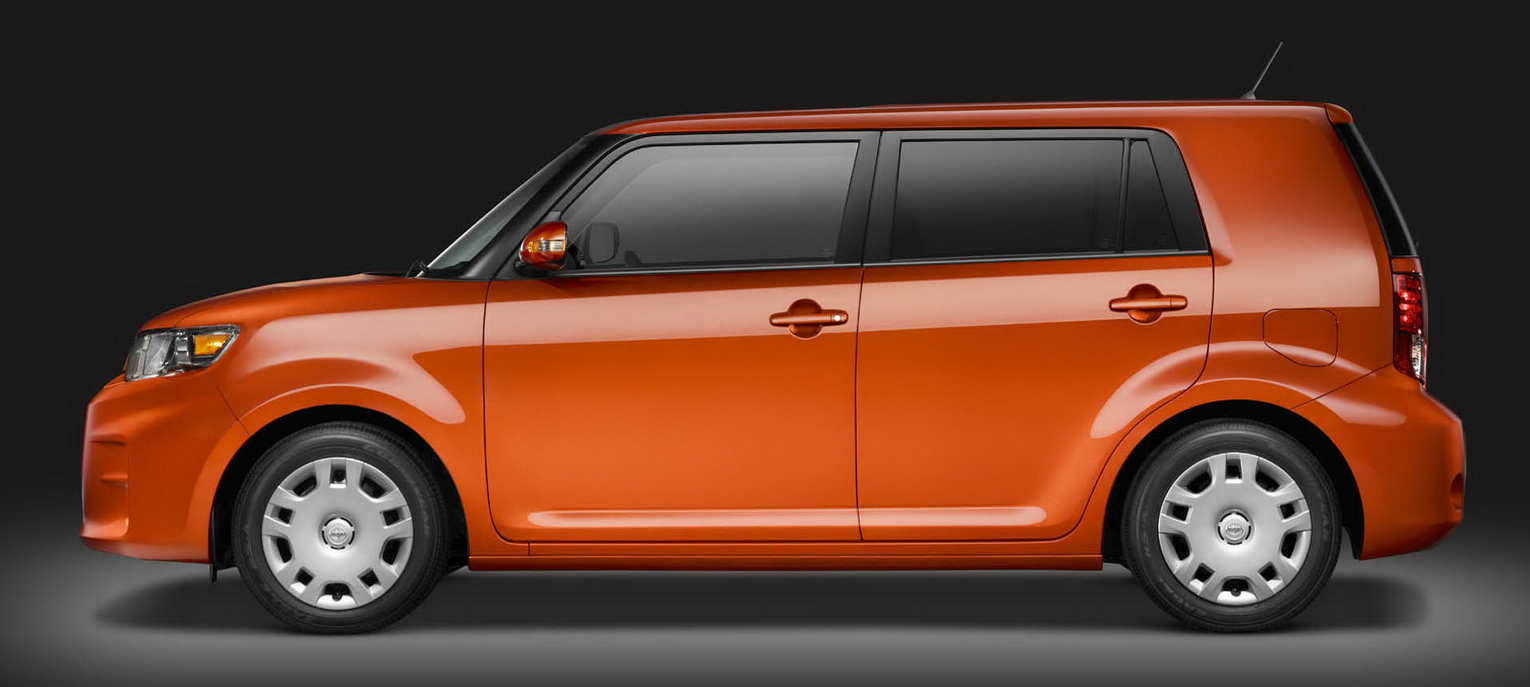 2012 xD RS 4.0 and xB RS 9.0 1 Scion to Launch 2012 xD RS 4.0 and xB RS 9.0 Variants