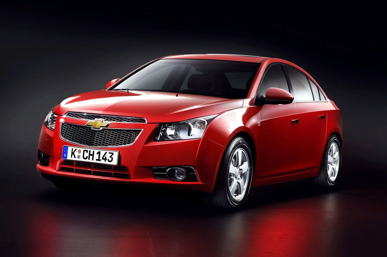 2013 Chevrolet Cruze 2 2013 Chevrolet Cruze   More Environment friendly