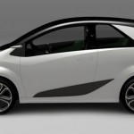 2013 Lotus Ethos plug-in minicar (5)