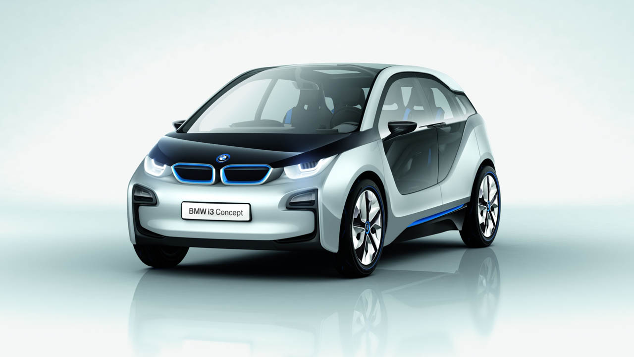 2014 BMW Upgrades i3 Car 2014 BMW Upgrades i3 Car Installing Range Extending Engine