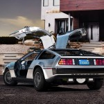 DMC announces all-electric DeLorean for 2013