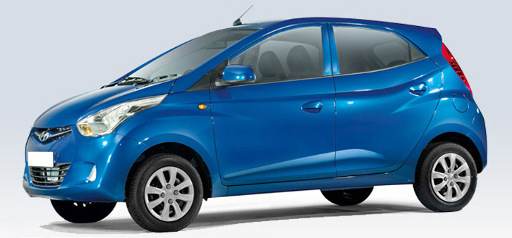 New Hyundai Eon Low Cost City Car 3 Hyundai Eon Versus Maruti Alto – Which Is Small and Why?