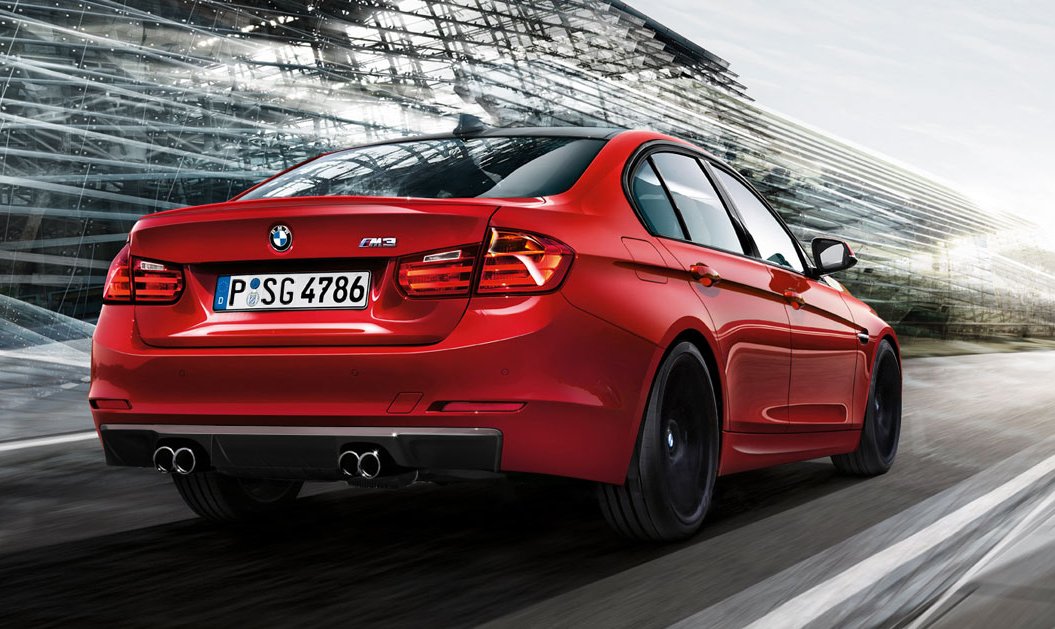 bmw m3 sedan f80 by danyutz lr 2014 BMW M3 Sedan F30 and 3 range delivered in special manner
