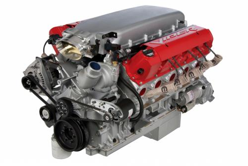 130572217226163740 2011 Mopar 8.4 liter V10 Crate engine with 800 hp Launched