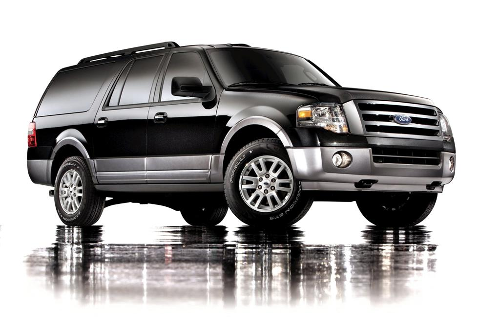 2011 Ford Expedition 1 2011 Ford Expedition  Provides More Space and Comfort to Passengers