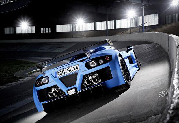 2011 Gumpert Apollo S 3 2011 Gumpert Apollo S   Car Review