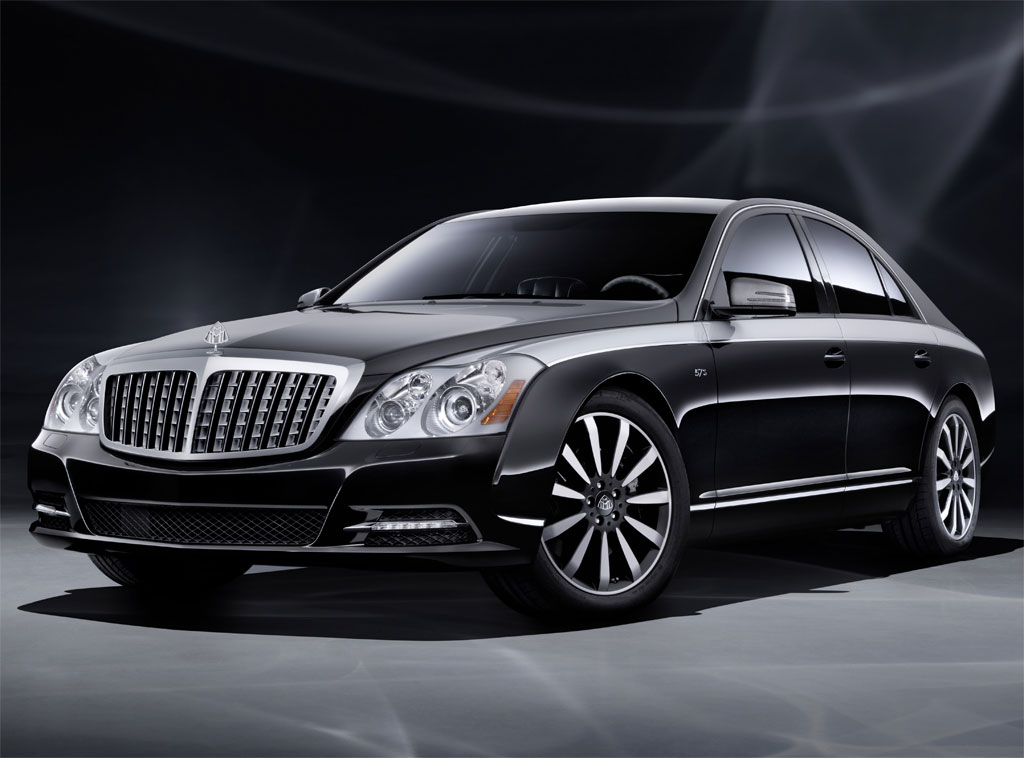 2011 Maybach Edition 125 2011 Maybach Edition 125 Wrapped Off on Special Occasion
