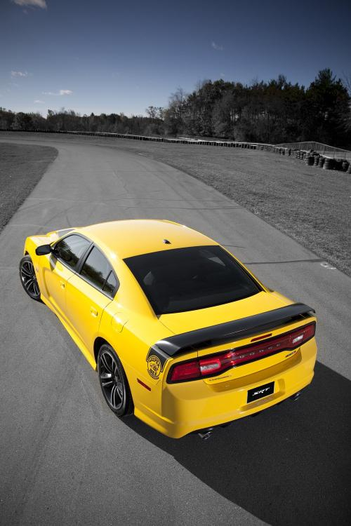 2012 Dodge Charger Super Bee 5 2012 Dodge Charger SRT8 Super Bee