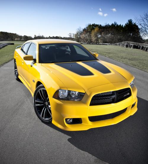 2012 Dodge Charger Super Bee 6 2012 Dodge Charger SRT8 Super Bee