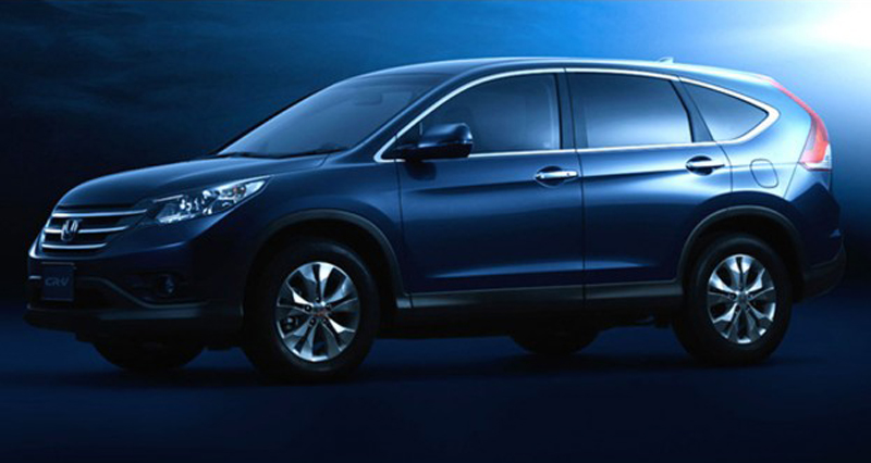 2012 Honda CR V Crossover 2.0L and 2.4L Engines 1 2012 Honda CR V Crossover launches in Japan with 2.0L and 2.4L Engines