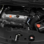 2012 Honda CR-V Crossover 2.0L and 2.4L Engines