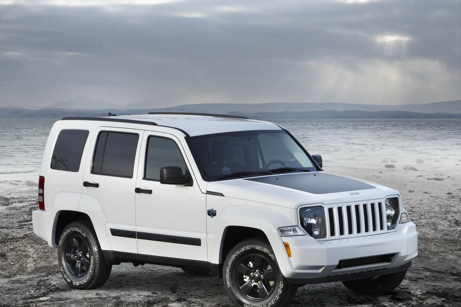 Jeep Wrangler And Liberty Suv Arctic Specials A Review