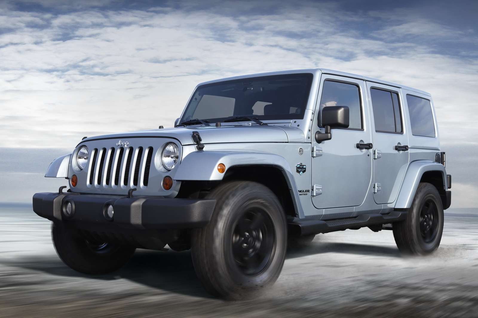 2012 Jeep Wrangler 2 2012 Jeep Wrangler and Liberty SUV Arctic Specials   A Review