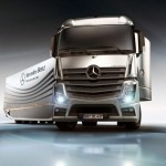 2012 Mercedes Benz Aero Trailer Concept 150x150 2012 Mercedes Aerodynamic Articulated Vehicle – A Review