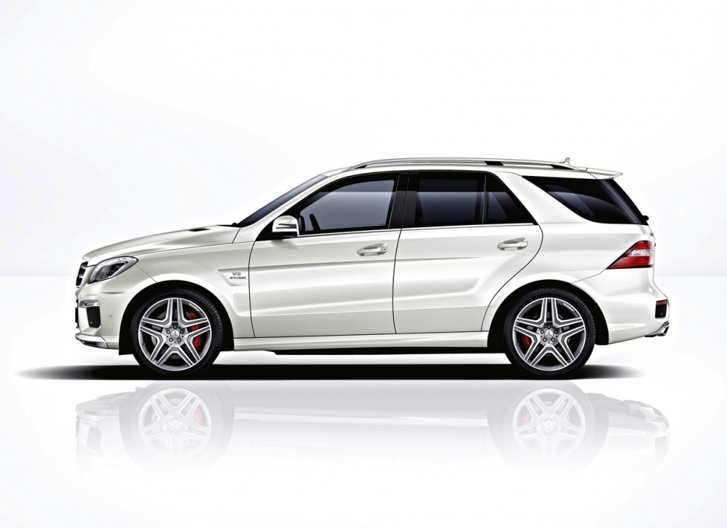 2012 Mercedes ML63 AMG Revealed 2 2012 Mercedes ML63 AMG –Energy Efficient and Fuel Economic