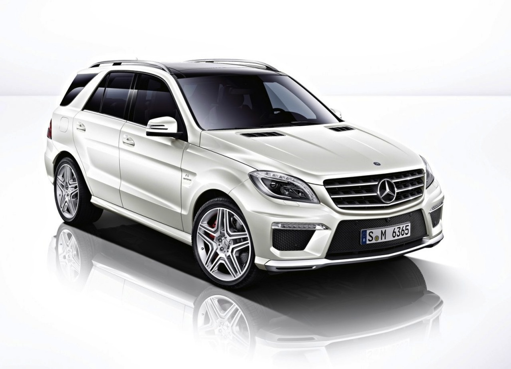 2012 Mercedes ML63 AMG Revealed 2012 Mercedes ML63 AMG –Energy Efficient and Fuel Economic