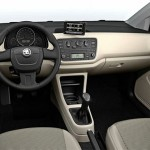2012 Skoda Citigo Interior (5)
