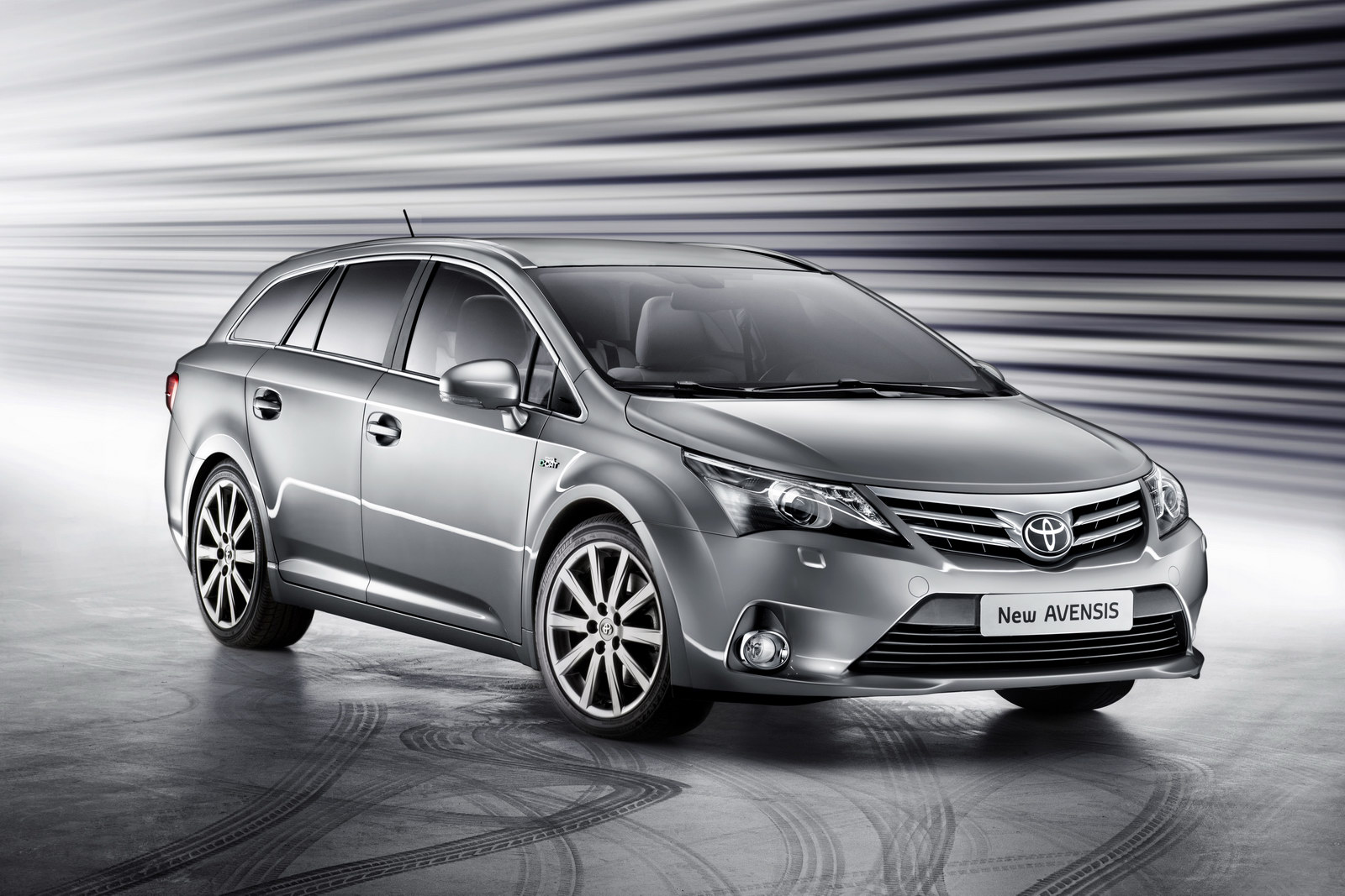 2012 Toyota Avensis 3 Production of the New 2012 Avensis
