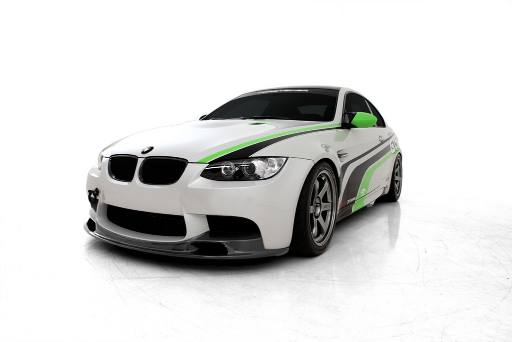 2012 VORSTEINER BMW M3 GTS V 1 2011 Vorsteiner Launched Sophisticated Car Upgradation Kit