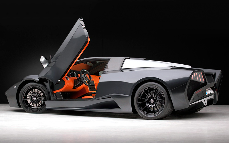 2012 arrinera venocara supercar 1 2012 Arrinera Venocara   More Energy Efficient and Smart in Design