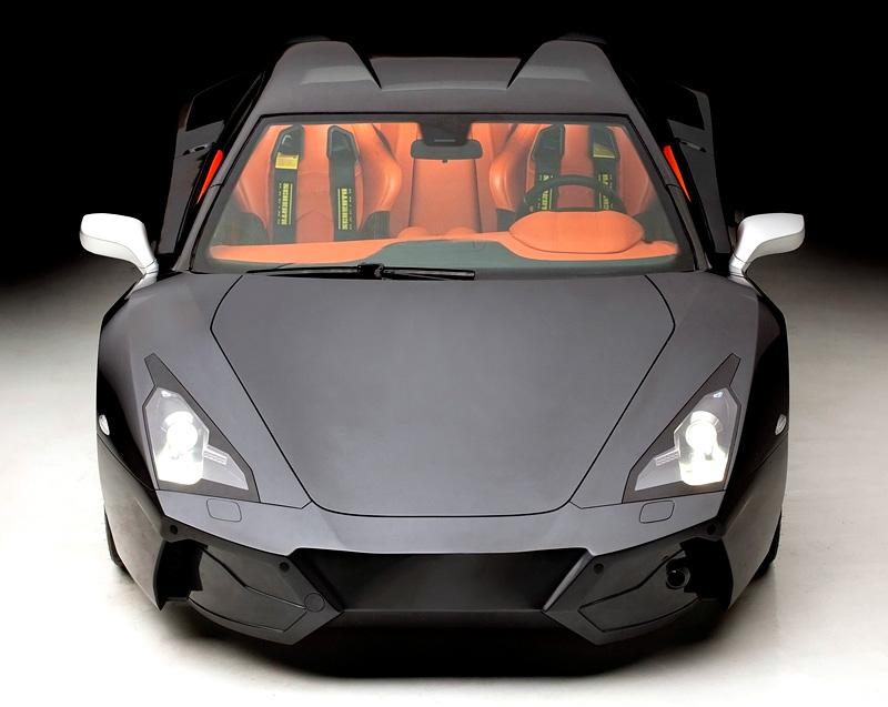 2012 arrinera venocara supercar 2 2012 Arrinera Venocara   More Energy Efficient and Smart in Design