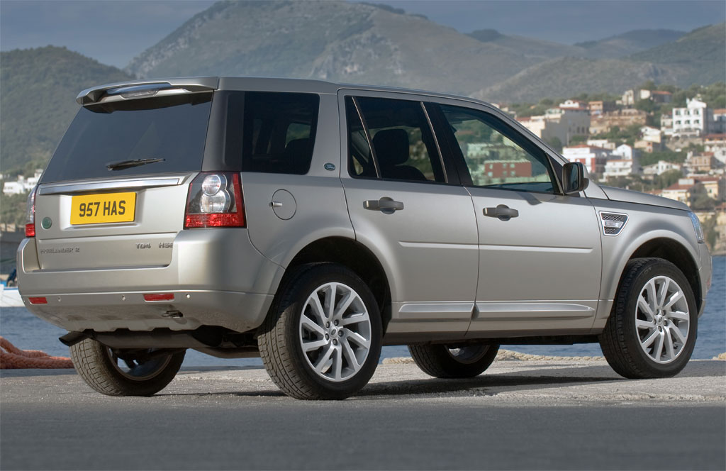 2012 Land Rover Lr2 Upgraded Version Of Freelander