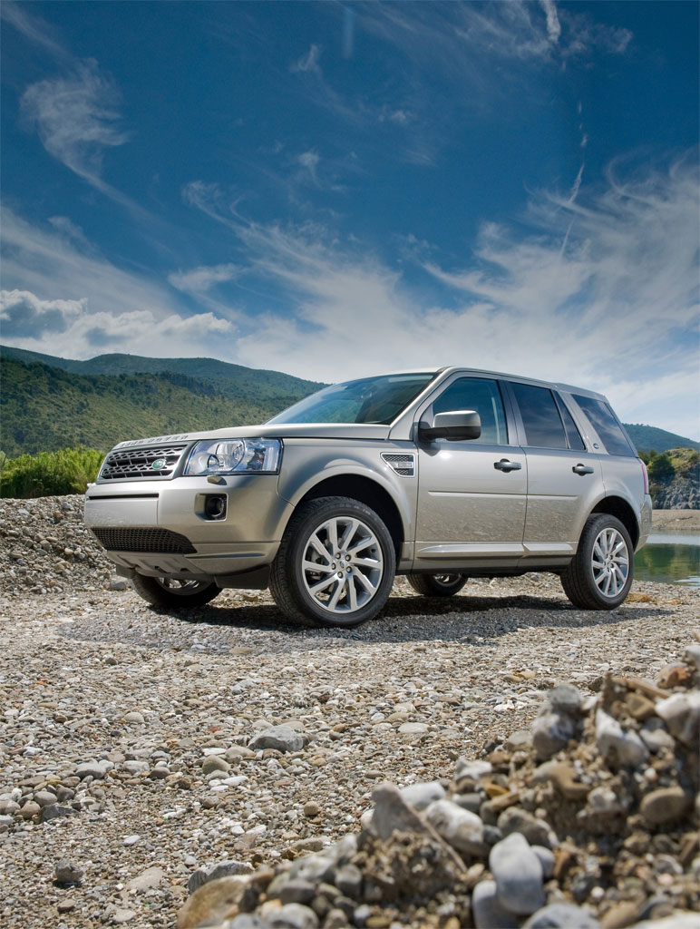 2012 land rover lr2 2012 Land Rover LR2   Upgraded Version of Freelander