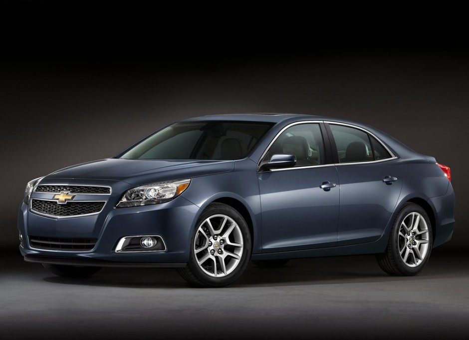 2013 Chevrolet Malibu Eco 2013 Chevrolet Malibu Eco Priced at $25,995