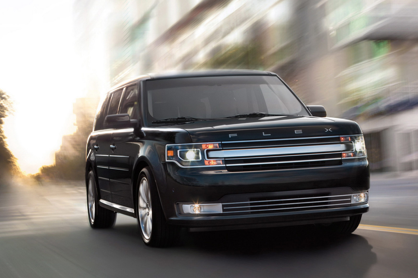 2013 Ford Flex Nip and Tuck 2 Ford introduces an updated version of Flex for 2013